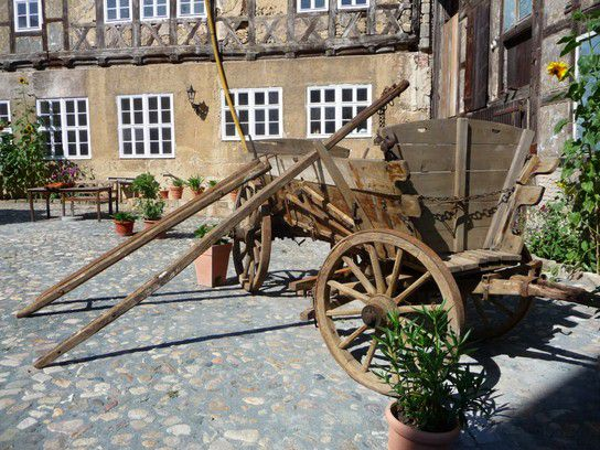 Adelshof in Quedlinburg