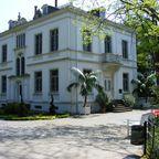 Stadtpark Lahr, Jammsche Villa