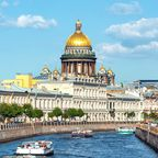 Nördlichste Orte der Welt: Sankt Petersburg