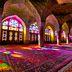 Nasir al-Mulk-Moschee in Schiraz