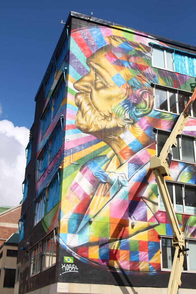 No Limits Street Art Festival in Borås
