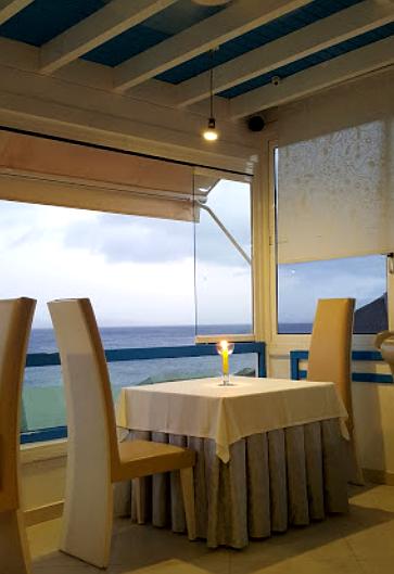 Die romantische Seite von Sebastyan's Greek Gourmet Restaurant & Vinoteca
