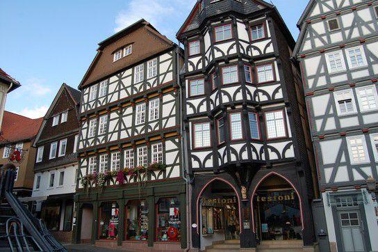 Fachwerkstadt Fritzlar