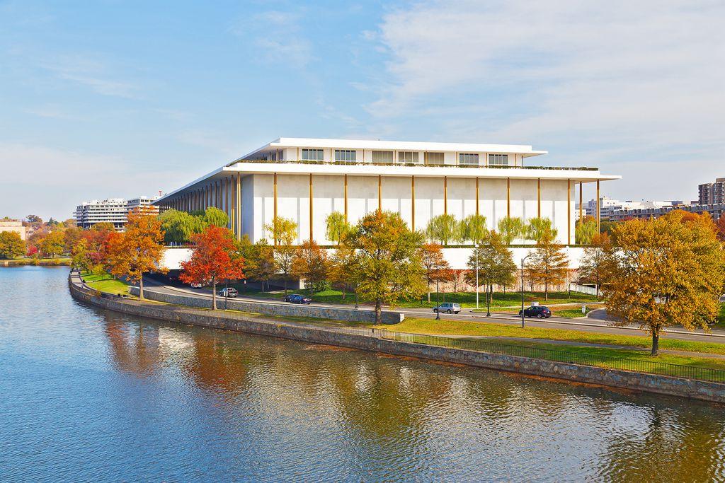Kulturzentrum Kennedy Center am Potomac