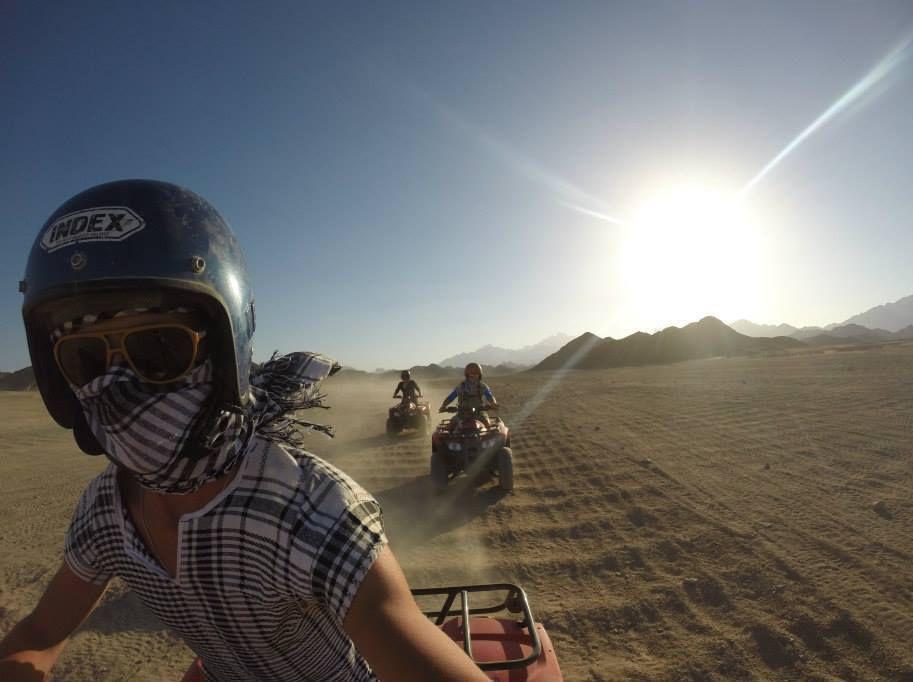 Safari Ausflüge in Hurghada