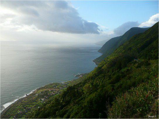 Nordküste Sao Jorge