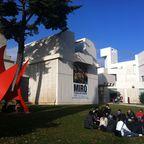 Das Kunstmuseum Fundació Joan Miró