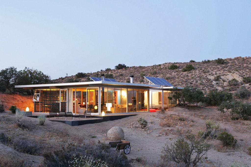 Beliebteste Airbnb-Unterkünfte, Platz 8: Yucca Valley, Kalifornien