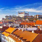 Top-Sehenswürdigkeiten Tschechien & Slowakei: Bratislava