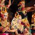 Traditionelle Tanzshow