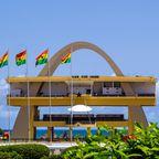 Top-Ziele 2019 für Fernreisen, Platz 5: Accra
