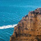 Die berühmte Felsformation Ponta da Piedade