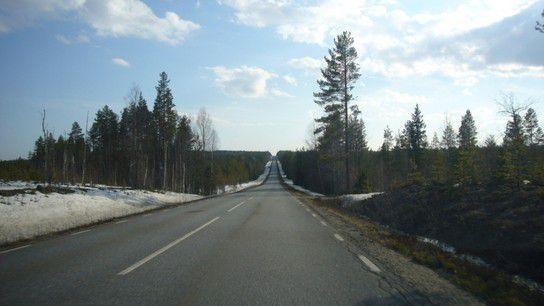 Landscape of Sweden