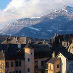 An den Alpen wartet unberührte Natur