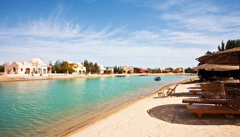 Hurghada hat sich zum beliebten Badeort am Roten Meer entwickelt
