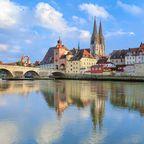 10 größte Städte in Bayern, Platz 4: Regensburg