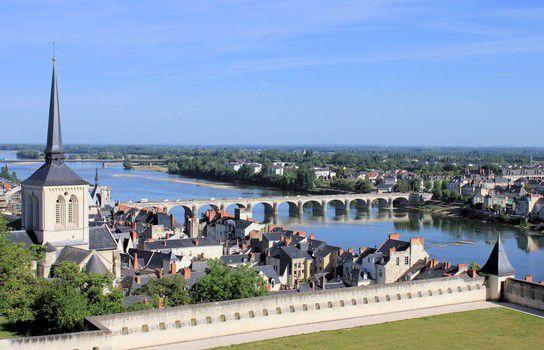 Saumur & Loire, Stadt-Szenen