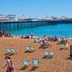 Die schönsten Orte in England: Brighton