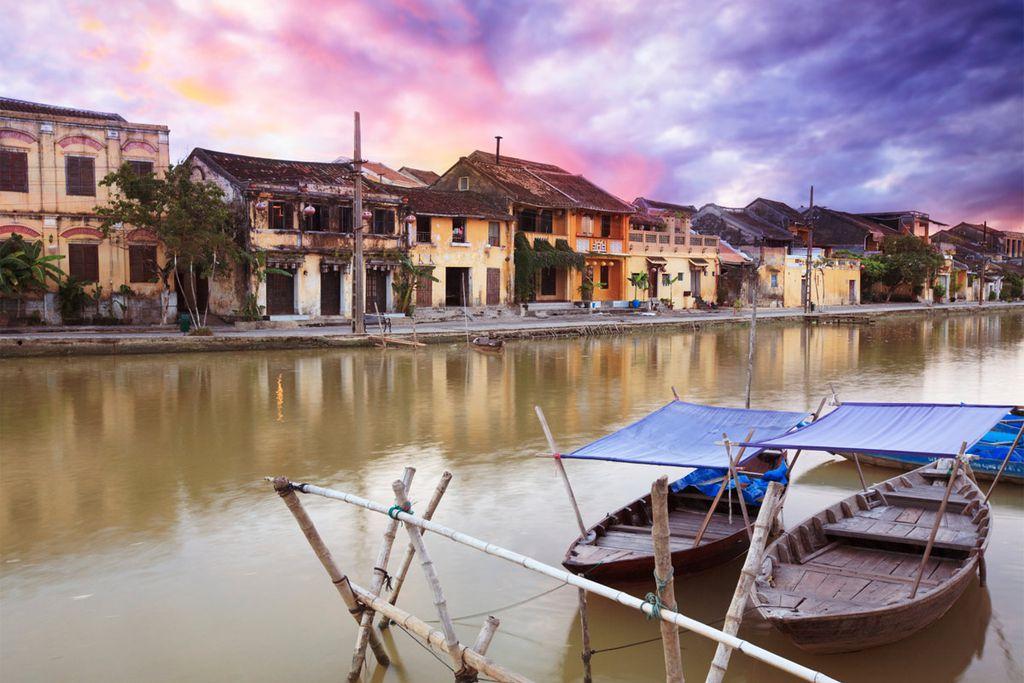 Sonne und warme Temperaturen finden Reisende im November vor allem im Süden Vietnams.