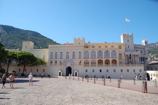 Grimaldi Palast