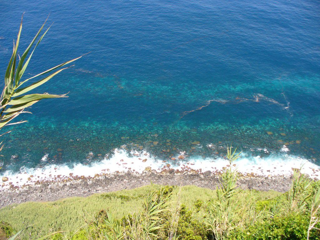 Blau-grüne Küste, Azoren SMI
