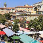 Markt am Cours Saleya