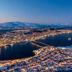 Nördlichste Orte der Welt: Tromsø