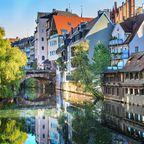 10 größte Städte in Bayern, Platz 2: Nürnberg