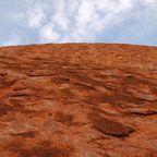 Himmel und Uluru