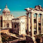 Stammt aus der Römerzeit: Forum Romanum