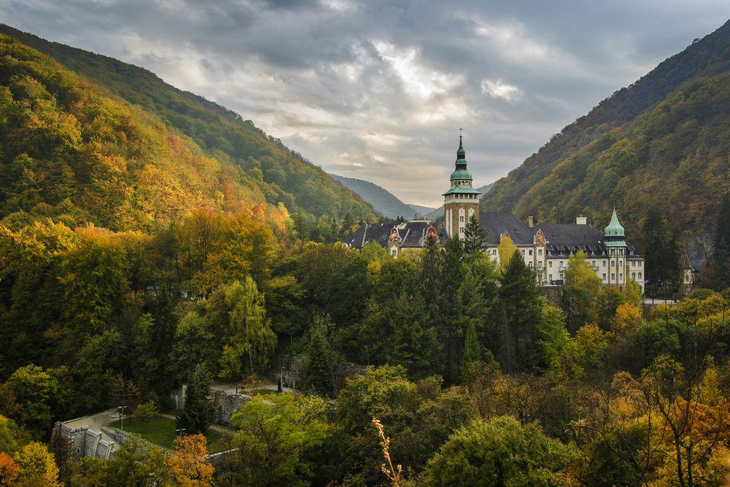 Schlosshotel Palota im Bükk-Gebirge