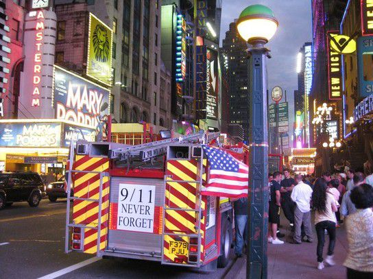 09/11 Never Forget!