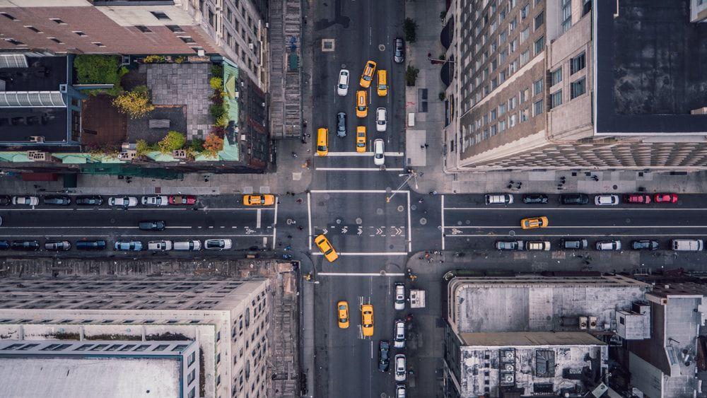 Die 5th Avenue in Manhattan