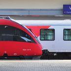 Anreise nach Wien mit dem Zug
