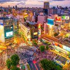 Die 10 meistbesuchten Städte 2017, Platz 8: Tokio