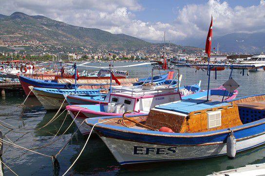Türkei Alanya