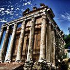 Die Säulen Roms
