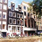 """""""Pakhuisen"""" / Warenhäuser entland der Grachten - Amsterdam"""
