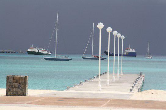 Saint Martin Hafen