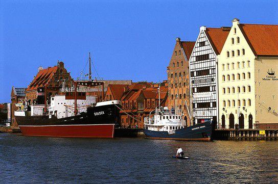 Speicherstadt und Meeresmuseum