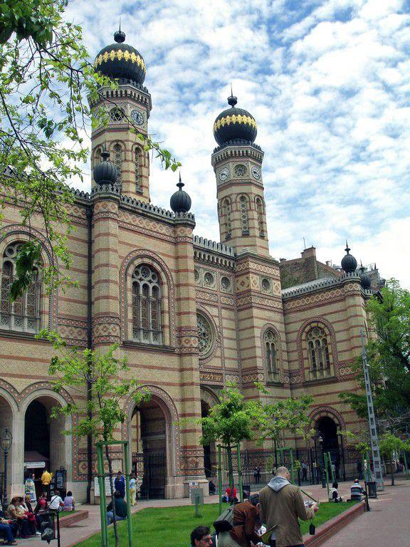 Synagoge Aussen