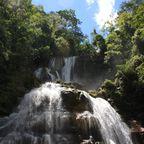 Traum-Wasserfall