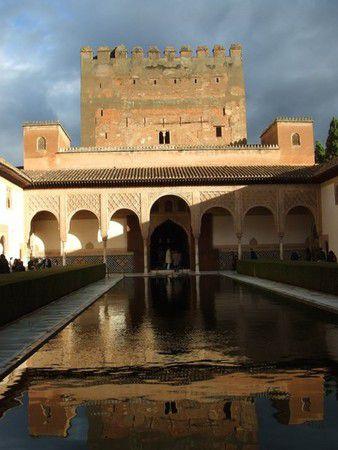 Myrtenhof, Alhambra