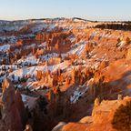 Bryce Canyon Sonnenaufgang