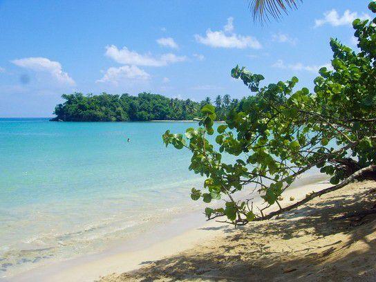 Las Terrenas, Samana, Dominikanische Republik