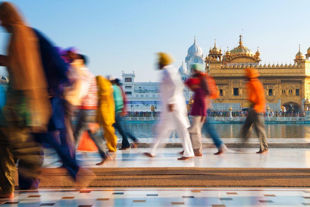 9. letzter Platz: Indien – die Lebensqualität stimmt nicht