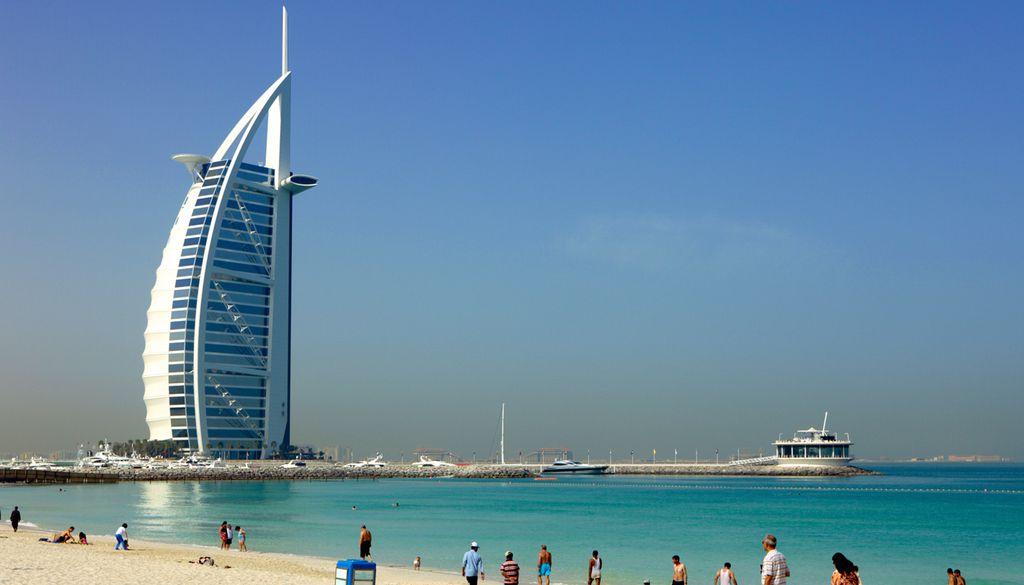 Königssuite und Helikopter-Landeplatz gibt es für 14.500 Euro in Dubai