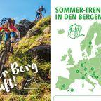 Sommer-Trends in den Bergen