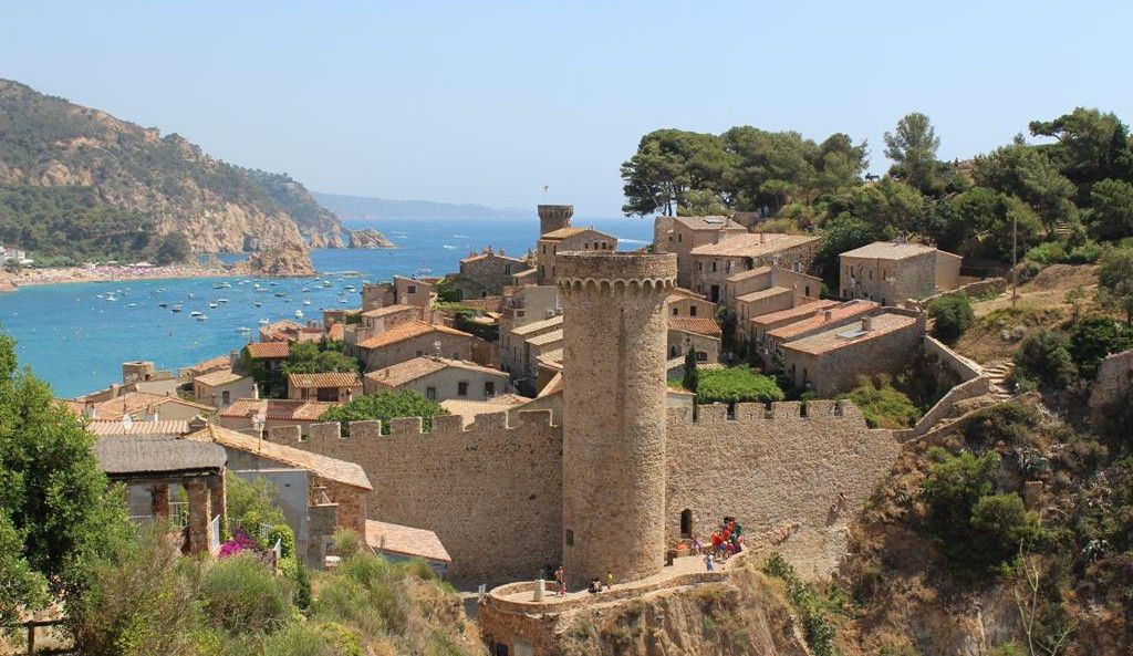 Halbtages-Tour an der Costa Brava