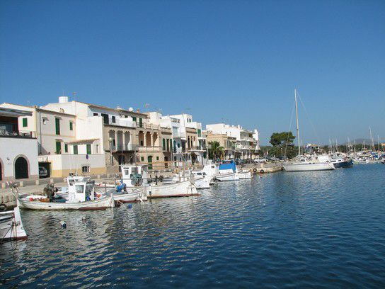 Mallorca - Hafen